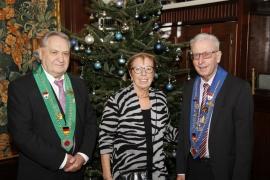 16.12.2016 - Weihnachtsfeier im Maritim Hotel - Nürnberg
