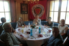 20.08.16 - Déjeuner Amical - Transmar Travel Hotel - Bindlach/BT