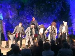 Schlossgartenfestspiele Wirsberg - 16.6.2017